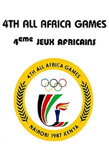 1987 All-Africa Games fourth edition of the All-Africa Games