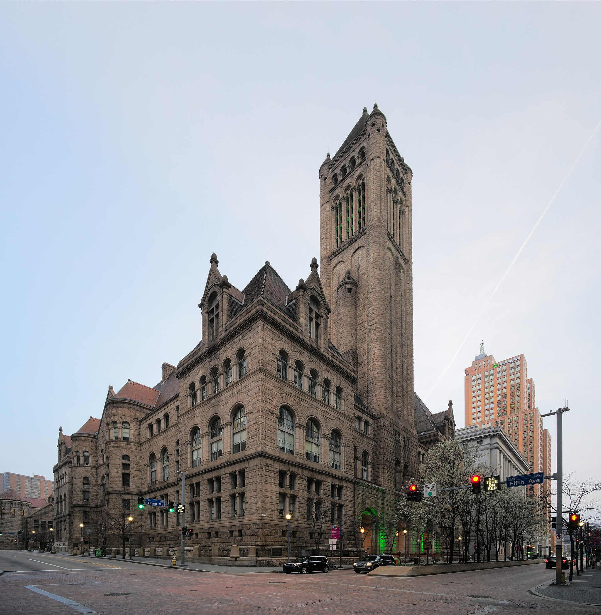 Allegheny County Courthouse in 2016