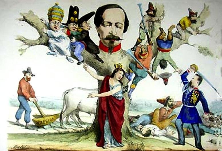Allegoria italia post1861