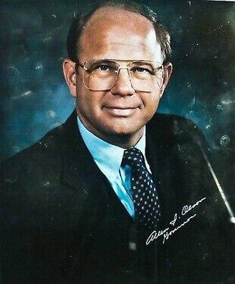 Allen I. Olson - Allen Olson in 1981