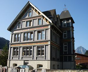 Alpthal - Building in Alpthal