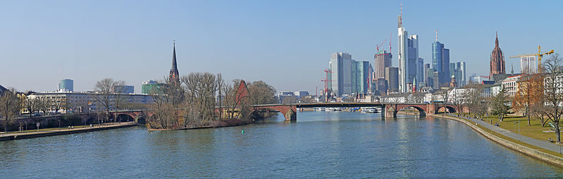 Alte Brücke Frankfurt