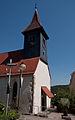Alte evangelische Kirche Heumaden side 2011 02.jpg