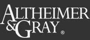 Altheimer & Gray - Image: Altheimer logo