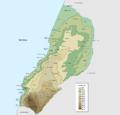 Altimetria del comune di Palmi.png