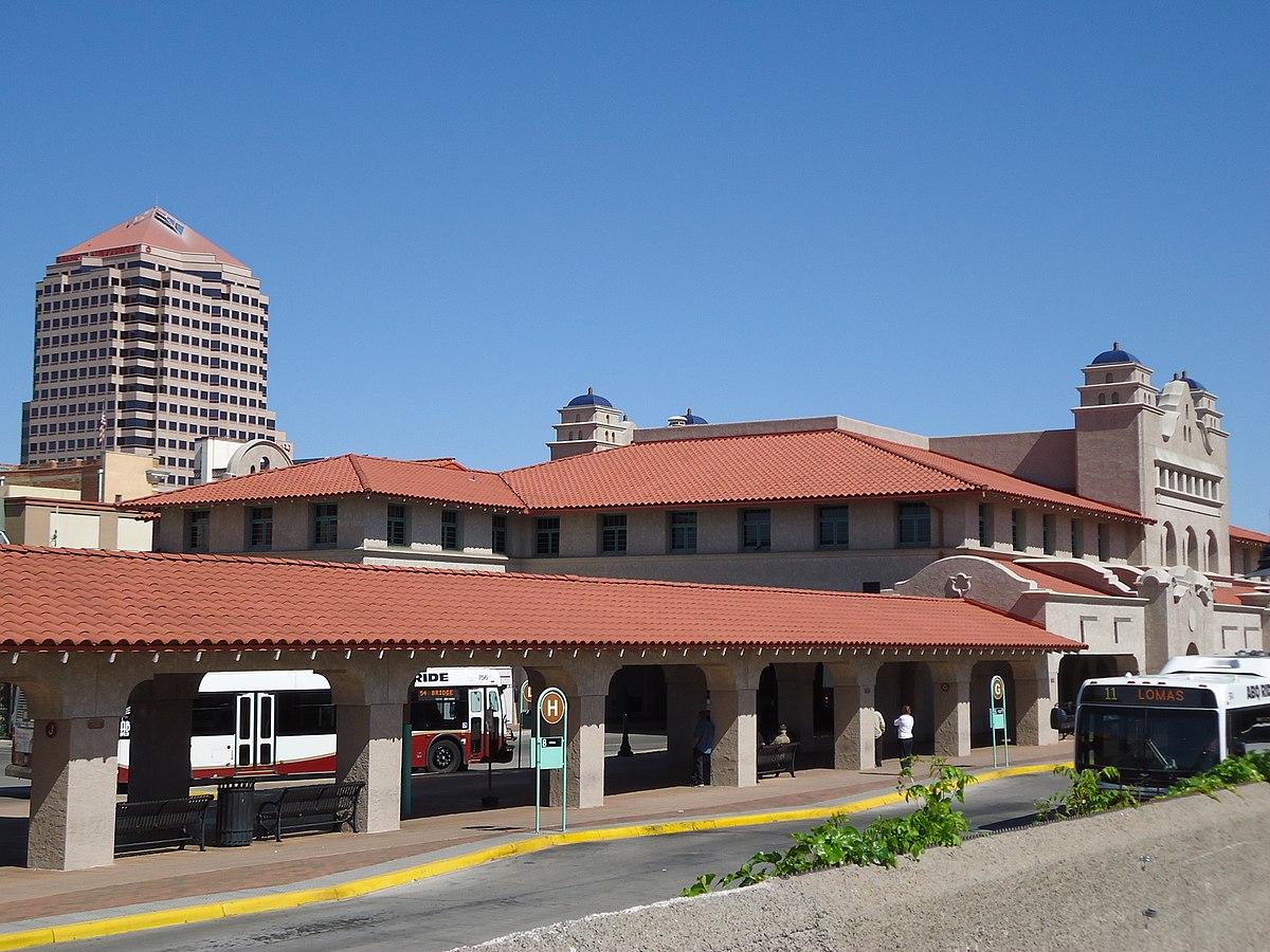 Alvarado Transportation Center Wikipedia