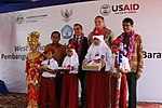 Ambassador Marciel Visits School Reconstruction Project on Anniversary of West Sumatra Earthquake (5053169620).jpg