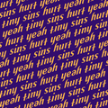 Ambigram tiny sins hurt yeah (pattern).png