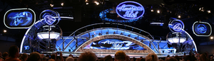 The American Idol Experience - American Idol Experience stage