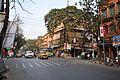 Amherst Street and Keshab Chandra Sen Street Crossing - Kolkata 2014-01-01 1842.JPG