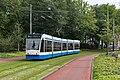 Amsterdam Wertheimpark GVB 2115 als lijn 9 (30728362502).jpg