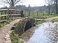 Ancient stone bridge - geograph.org.uk - 390482.jpg
