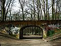 Anders Park in Gniezno (railway line to slaughterhouse).JPG