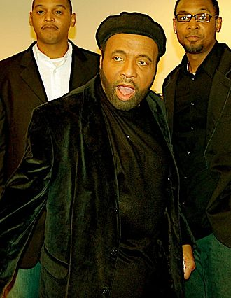 Like a Prayer (song) - Andraé Crouch and his choir were signed for adding background vocals to the song. Crouch studied the lyrics of the song to make sure that it was not against their religious beliefs.