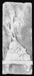 Andrea Malfatti – Motivi vegetali con fiaccola ardente e medaglione con ritratto femminile.tif