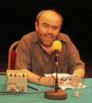 Andy Hamilton - Hamilton in 2007.