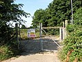 Anglian Water - no entry - geograph.org.uk - 521947.jpg