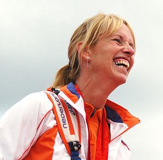 Anky van Grunsven - Image: Anky van Grunsven (2008 08 25)