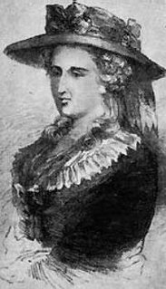 Ann Radcliffe English author and a pioneer of the Gothic novel (1764-1823)