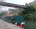 Annabel in the Calder and Hebble Navigation at Sowerby Bridge (8508635732).jpg