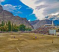 Annual football match in skardu.jpg