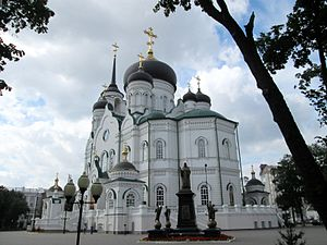 Annunciation Cathedral in Voronezh1