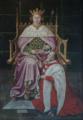 Anoniem - Koning Richard II (1377-1399) en Ralph de Lumley, 1st Baron Lumley (onthoofd) - Leeds Castle 19-10-2011 12-52-00.png