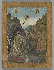 Penance of Saint Jerome and Saint  Francis Receiving theStigmata