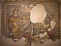 Antakya Archaeology Museum Chresis mosaic sept 2019 6172.jpg