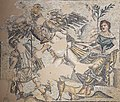 Antakya Archaeology Museum Ganymede mosaic sept 2019 6021.jpg