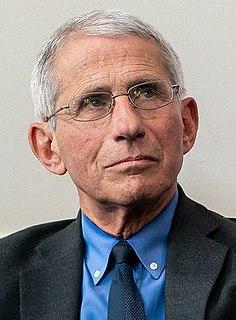Anthony Fauci American immunologist