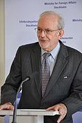 Anthony Lake, former U.S. National Security Adviser Anthony Lake