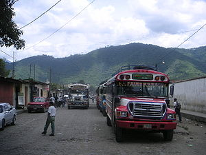 Transport in Guatemala - Wikipedia, the free encyclopedia