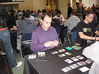 Antoine Ruel French Magic: The Gathering player