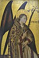 Anunciació de Jacomart, arcàngel Gabriel, museu de Belles Arts de València.JPG