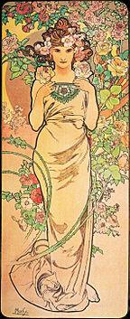 Aphonse Mucha - Rose 1898.jpg