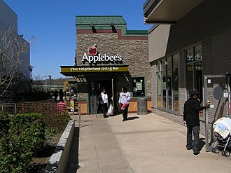 Applebee's - Image: Applebee's Restaurant Yonkers NY 2012