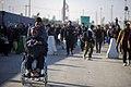 Arba'een Pilgrimage In Mehran, Iran تصاویر با کیفیت از پیاده روی اربعین حسینی در مرز مهران- عکاس، مصطفی معراجی - عکس های خبری اربعین 120.jpg