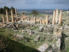 Archaeological Site of Cyrene-109025