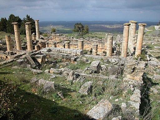 Archaeological Site of Cyrene-109025