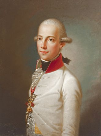 Archduke John of Austria - Image: Arciduca Giovanni d'Austria