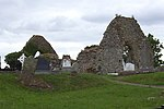 Ardboe Abbey - geograph.org.uk - 190469