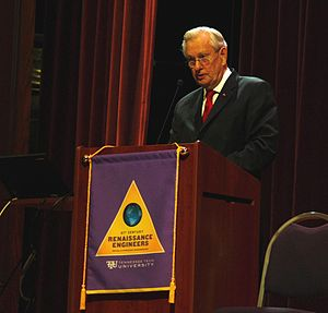 Arden L. Bement Jr. - Arden L. Bement Jr. in 2014