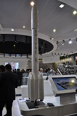 Ariane 6 Paris Air Show 2015.JPG