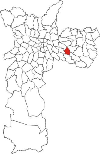 Aricanduva (district of São Paulo) - Image: Aricanduva