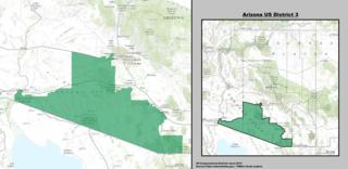 Arizonas 3rd congressional district