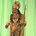 Arjuna drama attire on stage 01.jpg