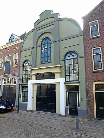 Armenkerk. Peperstraat 128 in Gouda.jpg