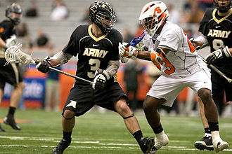 Syracuse Orange - Syracuse Orange men's lacrosse, vs. Army, 2010