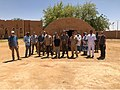 Army civil affairs team procures, delivers medical supplies to Nigerien medical facilities (49854357957).jpg